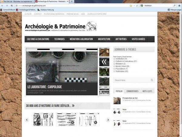 the life list cr er mon site internet. Black Bedroom Furniture Sets. Home Design Ideas