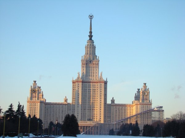 N°1 à faire en Russie