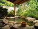 Se baigner dans un Onsen