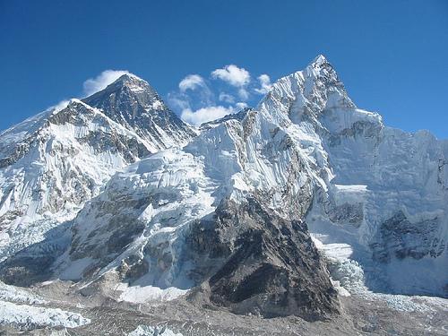 Gravir mon Everest