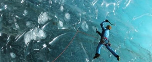 L'escalade sur glace, pour les vrais aventuriers