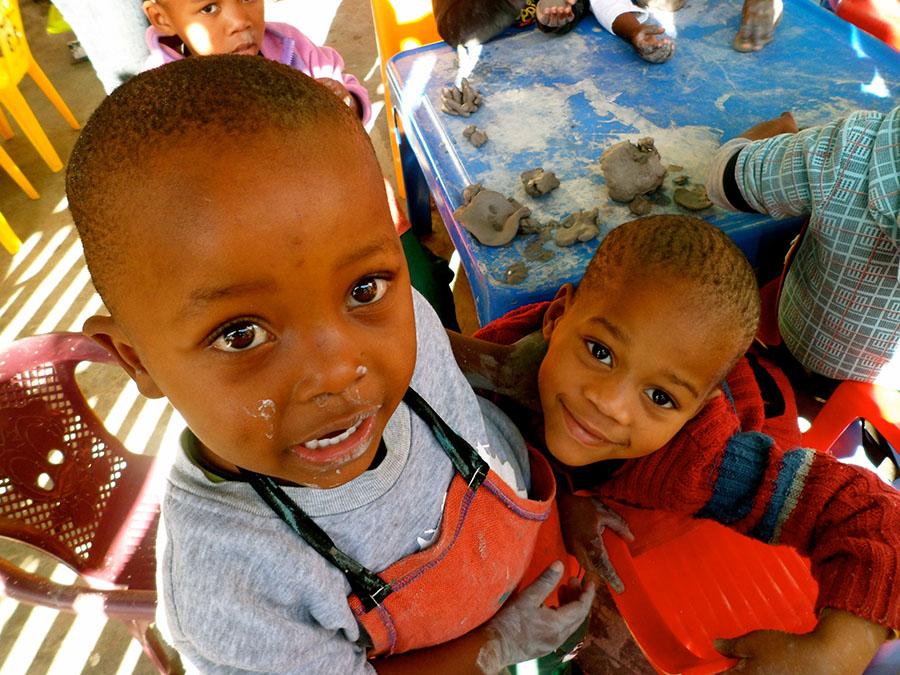 Ma mission humanitaire en Afrique du Sud au Cap - The Life List