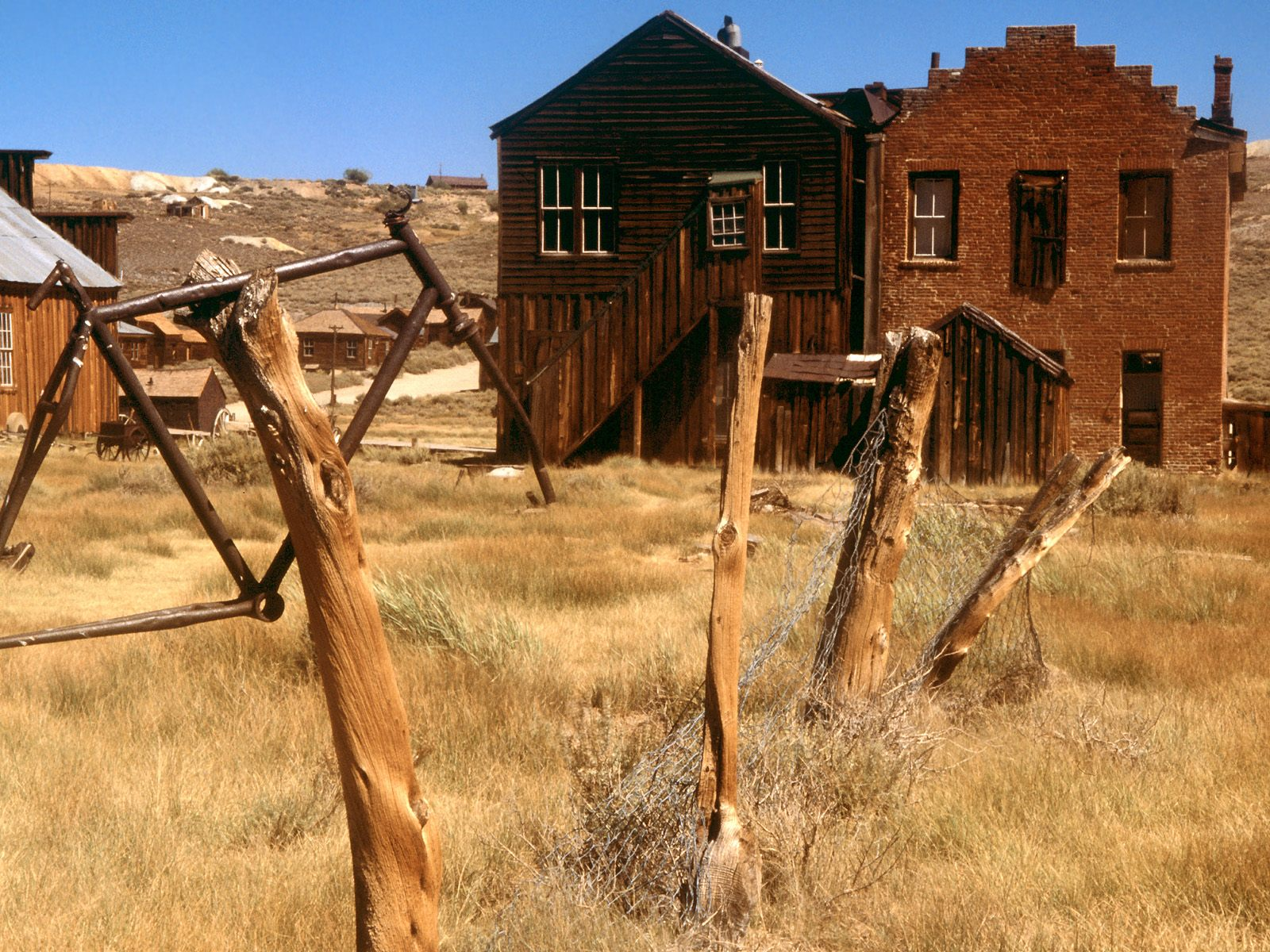 Bodie-Ghost-Town-Bodie-California-Image
