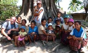 Croisière dans les petite îles de la Sonde (Indonésie)