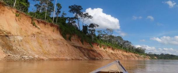 J'ai vécu un mois dans la forêt amazonienne